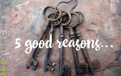 5 good reasons